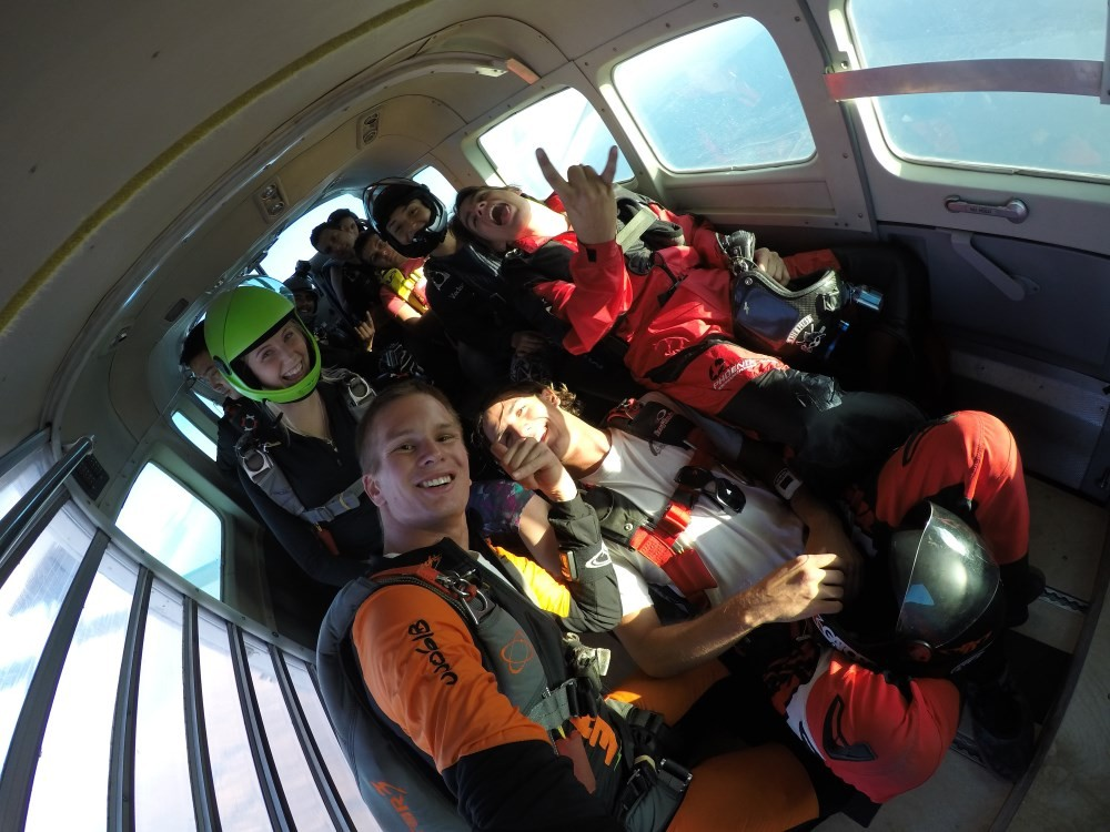 Imagen Jumps Sky Diving Costa Rica